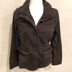 Hollister utility jacket, women's medium